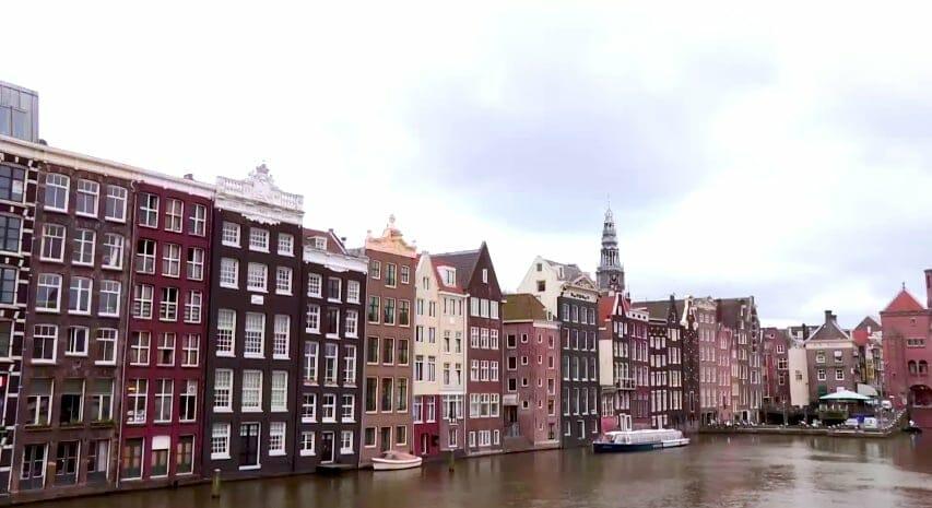 canal amsterdam vieille ville