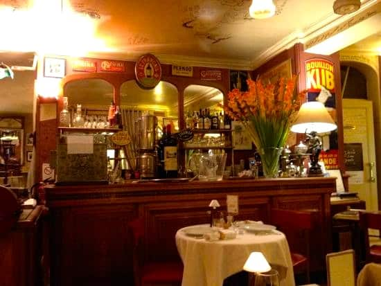 comptoir restaurant chez francis brive