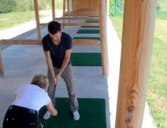 cours particulier de golf vizep