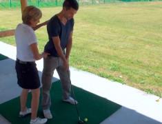 cours particulier golf brive