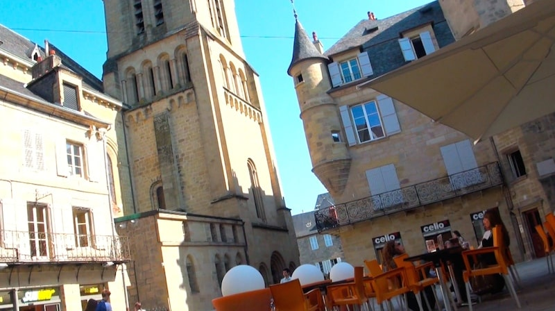 eglise place brive