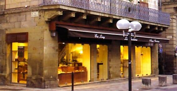facade chocolaterie Lamy brive