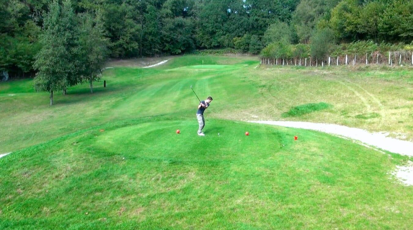 parcours de golf planchetorte brive sud ouest