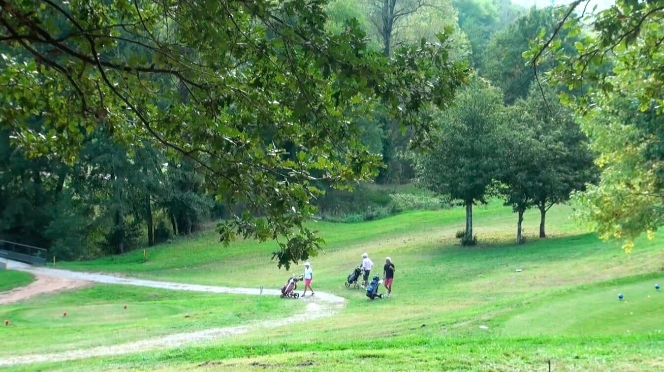 parcours golf de planchetorte brive