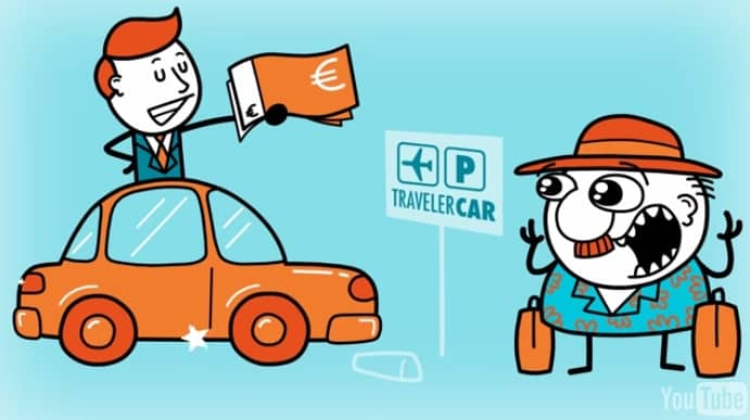 remuneration avec travelercar et sa voiture