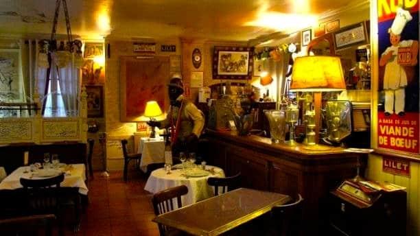 salle restaurant chez francis brive la gaillarde