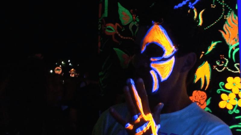 Full Moon Party - Thailande tour du monde