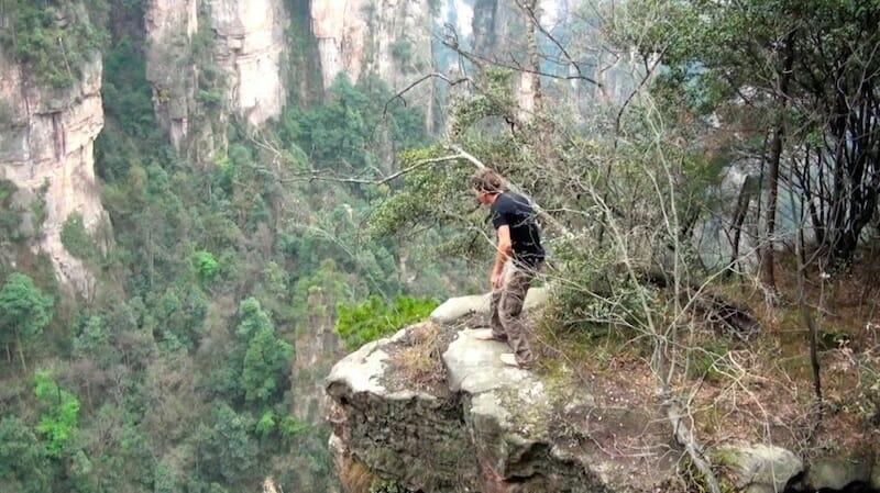 Parc national de Zhangjiajie - Hunan Chine