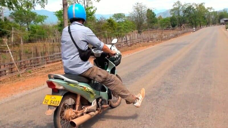 Tha Kaek - Laos voyage autour du monde
