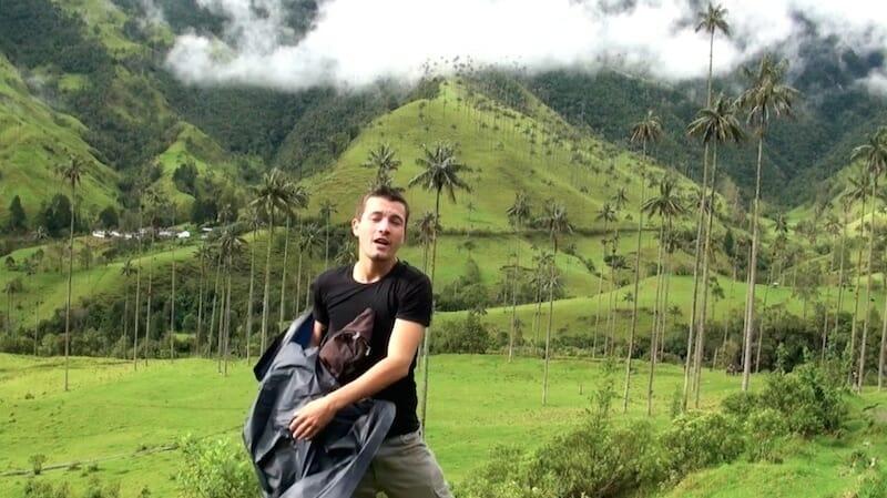 Vallée de Cocora - Colombie