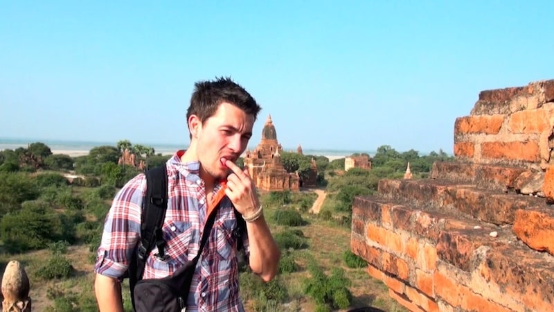 Vallée des 2000 temples - Bagan Birmanie Myanmar