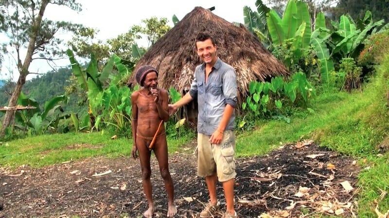Vallée du Baliem - Papouasie Indonésienne avec les papous