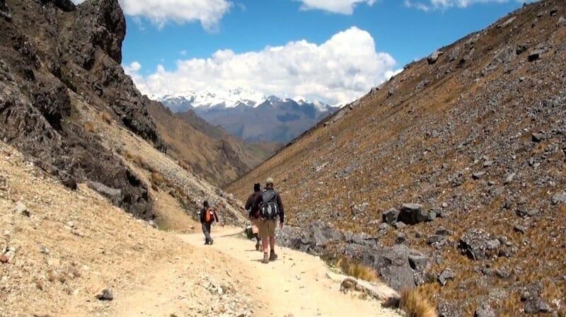 trek Salcantay - Bolivie