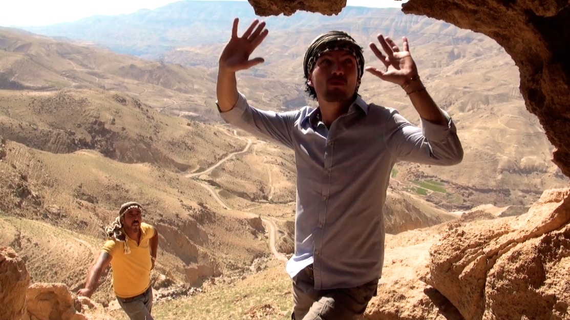 incroyable rencontre avec yasser bedouin jordanie