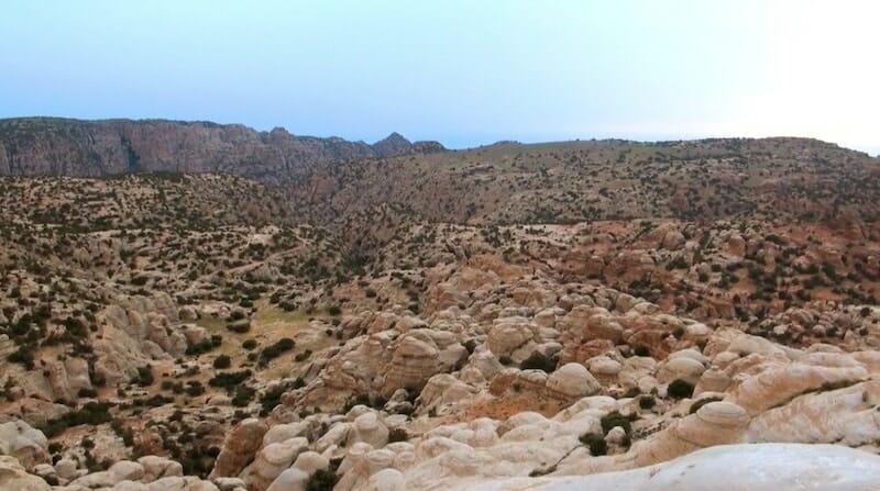 parc national de Dana