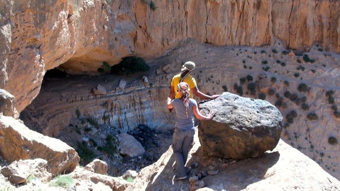 visite avec Yasser jordanie