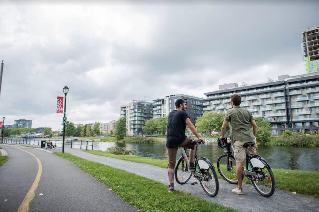 visiter montreal quartier du canal