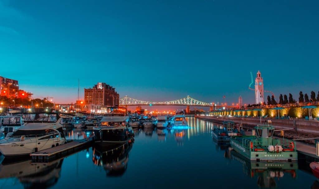visiter montreal vieux port