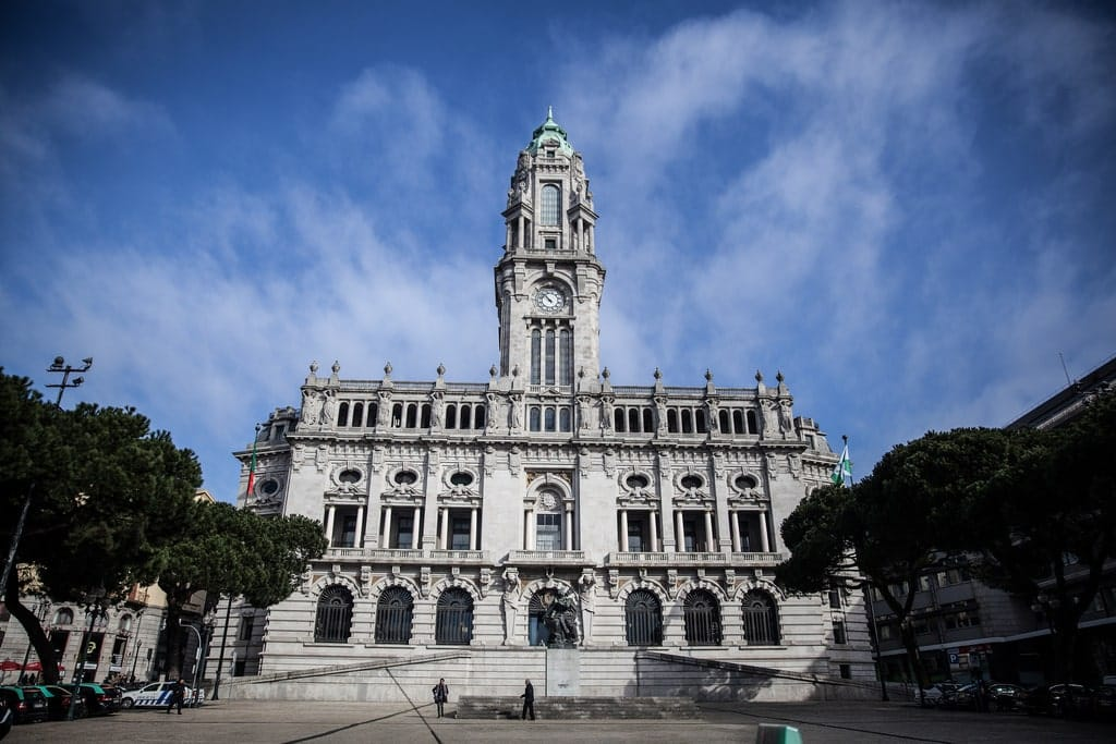 Palacio da Bolsa visiter porto