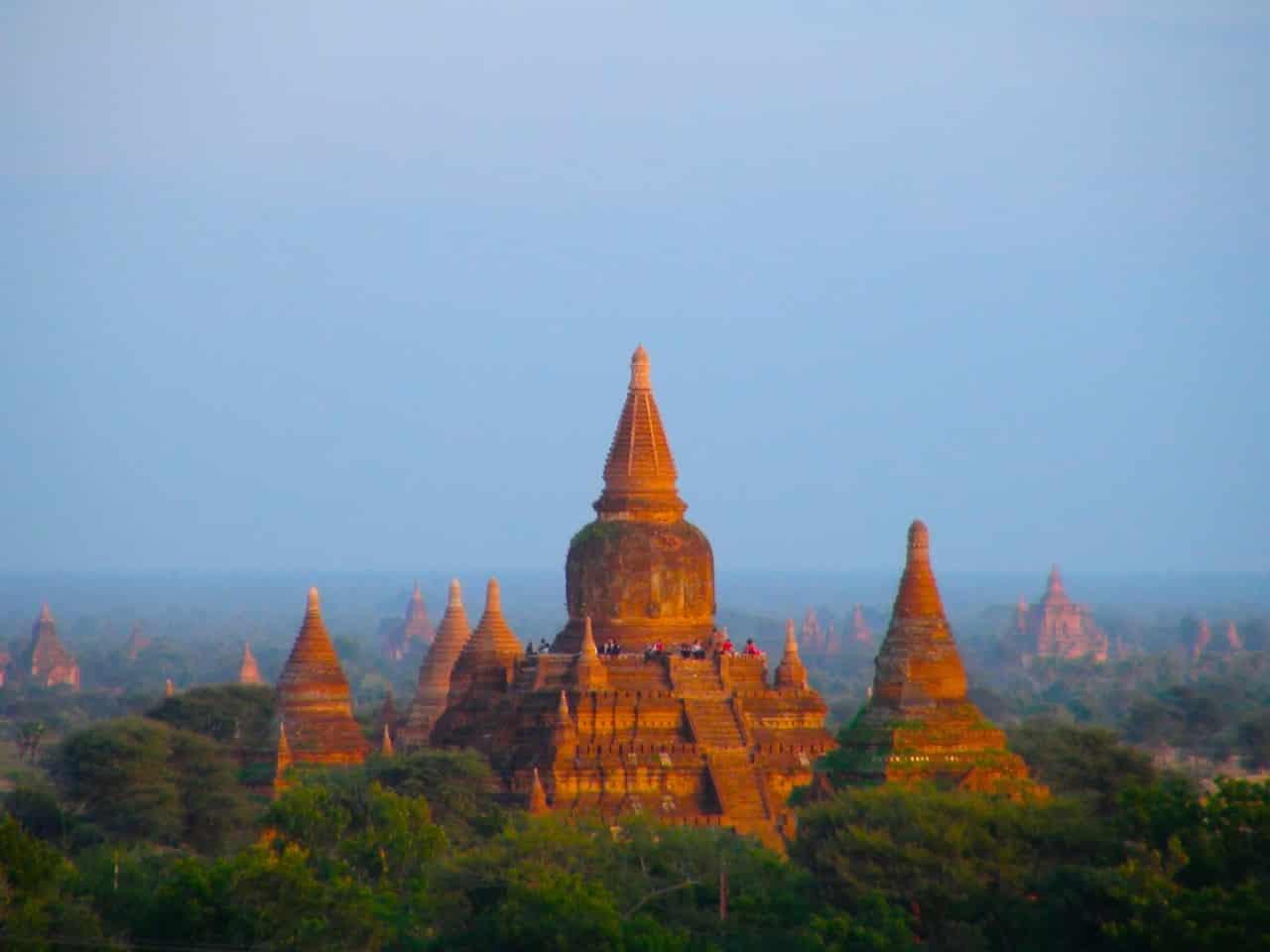que faire en Birmanie