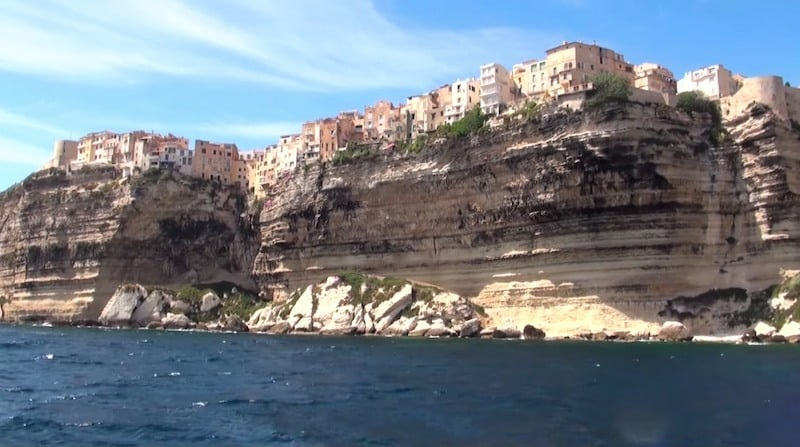 vieille village bonifacio