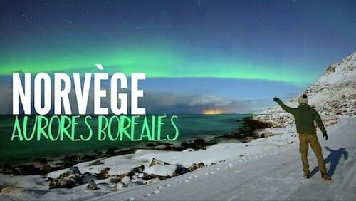 Chasse Aurores boréales en Norvège