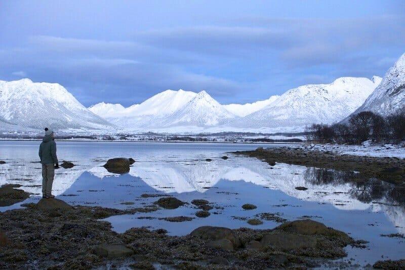 Chasse aux aurores boréales norvège