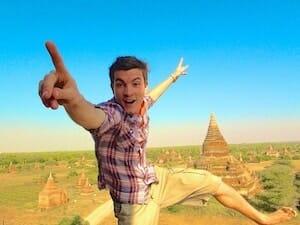 Alex tour du monde vizeo BirmanieAlex tour du monde vizeo Birmanie