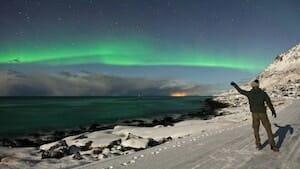Alex vizeo aurores boréales norvège