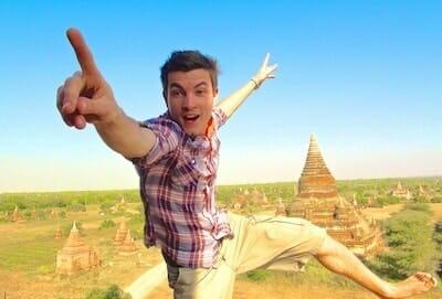 Alex vizeo blogueur voyage professionnel