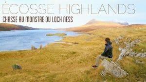 Ecosse highlands monstre Loch Ness
