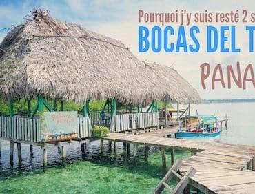 Bocas del Toro panama que faire
