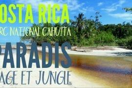 cahuita parc national Costa Rica