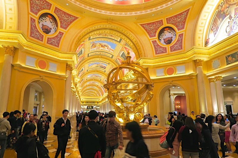 casino venetian macao hall