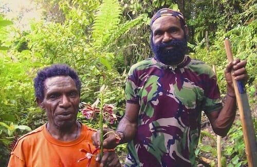 guides locaux papouasie