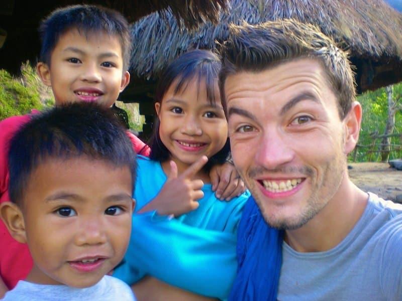 séjour solidaire enfants philippines