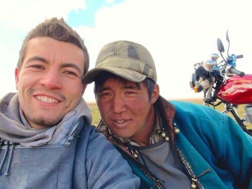 sejour solidaire famille mongolie
