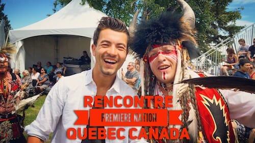 Assister à un Pow Wow rencontre avec les Premières Nations du Canada