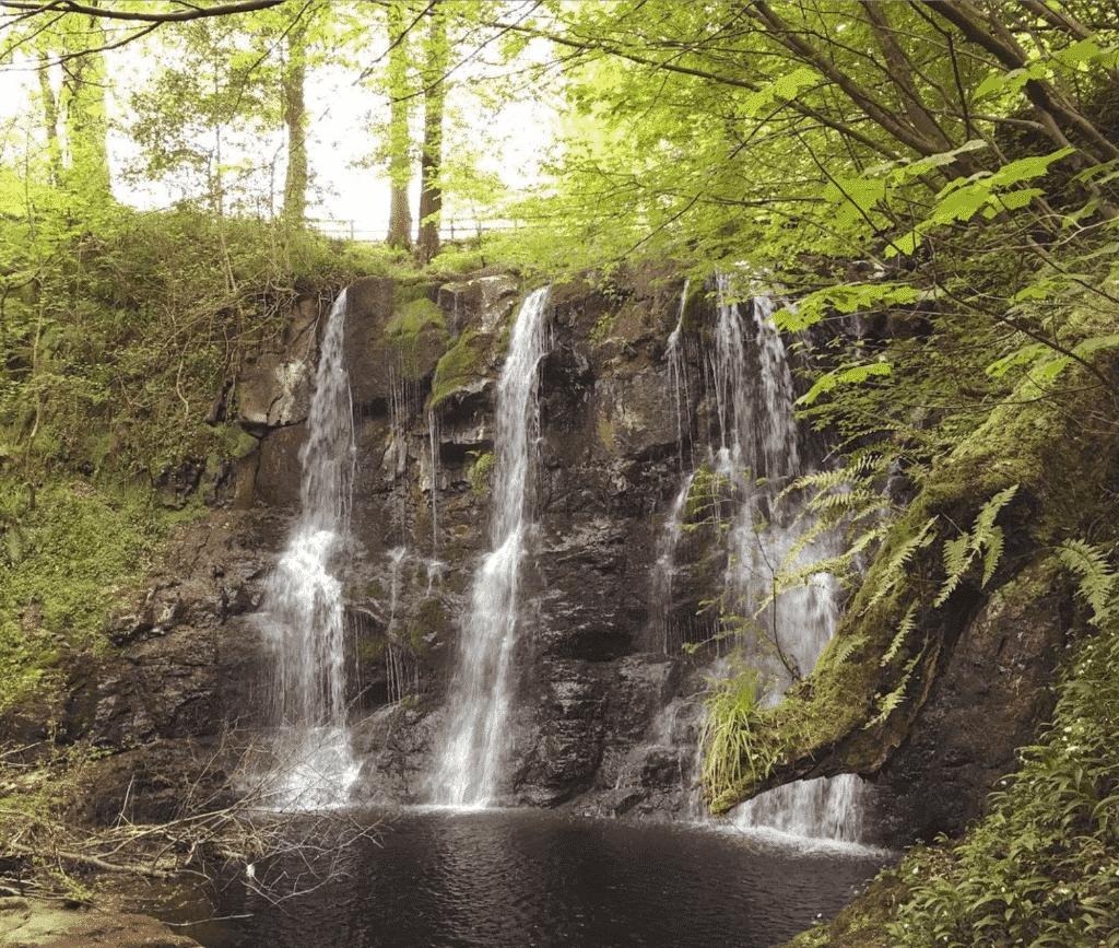 cascades irlande du nord