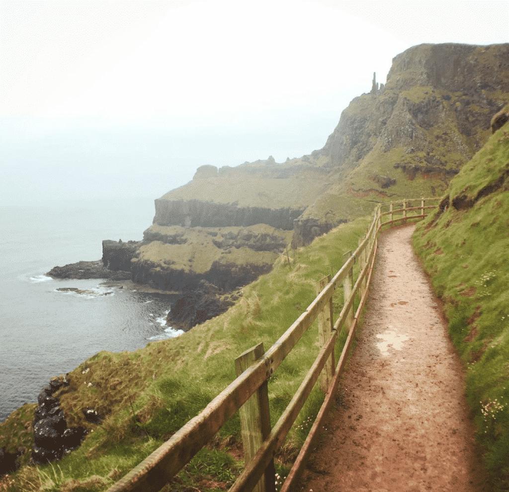 cotes irlande du nord