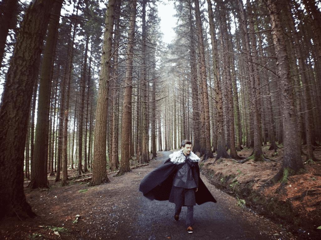 tollimore forest park irlande du nord