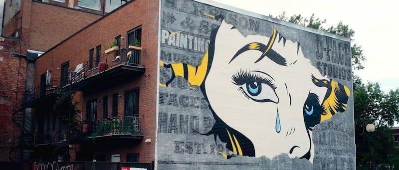 que voir à montréal festival mural