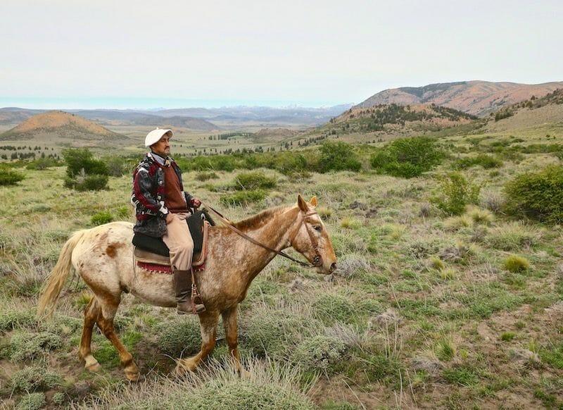 gaucho patagonie argentine