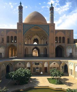 mosquee kashan Iran