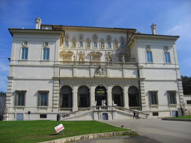 visiter galerie borghese a rome