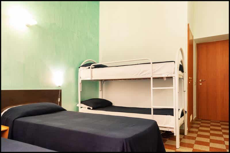 auberge jeunesse rome roman holidays hostel