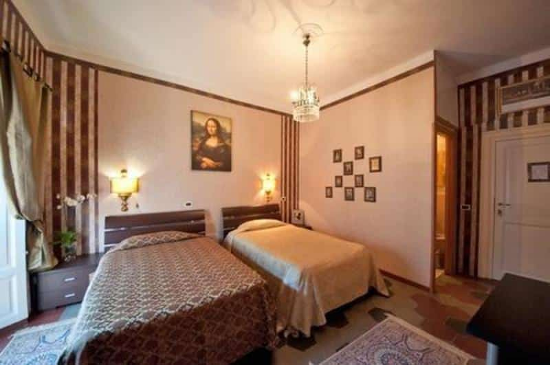 bed breakfasts rome art domusreale
