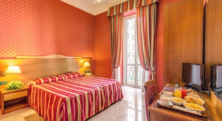 hotel rome termini contilia
