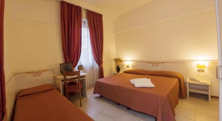 hotel rome trastevere villa rosa