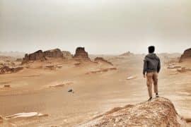 Iran Kaluts du Desert Dasht e lut